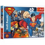 Puzzle  Trefl-13266 Superman