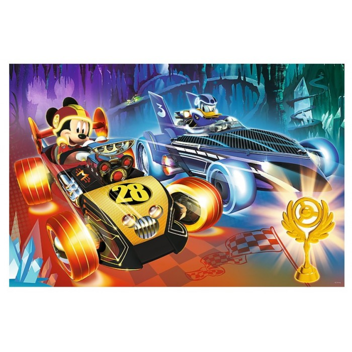 XXL Teile - Mickey and the Roadster Racers