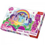 Puzzle  Trefl-14605 My Little Pony