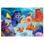Puzzle  Trefl-15333 Finding Dory