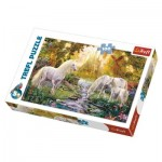Puzzle  Trefl-16349 Secret garden