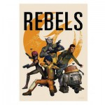 Puzzle  Trefl-17258 Star Wars: Rebels