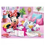 Puzzle  Trefl-18217 Minnie Mouse