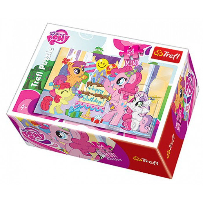 Mini Puzzle - My Little Pony