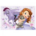 Trefl-19470 Mini Puzzle - Sofia the First