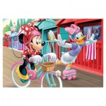 Trefl-19473 Mini Puzzle - Minnie Maus