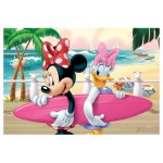 Trefl-19475 Mini Puzzle - Minnie Maus