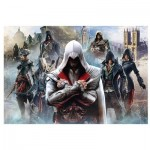 Puzzle  Trefl-26142 Assassin's Creed