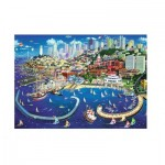 Puzzle  Trefl-27107 San Francisco Bay