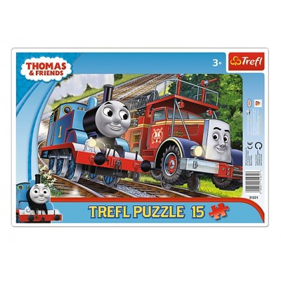 Puzzle Trefl-31231 Thomas & Friends