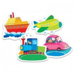 Trefl-36057 My First Puzzles - Transportmittel