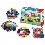 Puzzle  Trefl-36066 Baby - Thomas and Friends