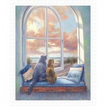 Puzzle   Lucie Bilodeau - Enjoying the View