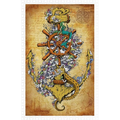 Pintoo-H1674 Puzzle aus Kunststoff - Into The Deep