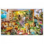 Pintoo-H1802 Puzzle aus Kunststoff - Jan Patrik Krasny - Coming to Room