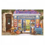 Pintoo-H1998 Puzzle aus Kunststoff - Guido Borelli - Pastry Shop