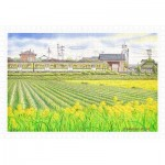 Pintoo-H2139 Puzzle aus Kunststoff - Tadashi Matsumoto - Early Summer
