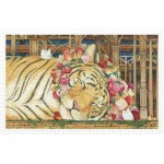 Puzzle aus Kunststoff - Cotton Lion - Goodnight Tiger