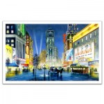 Puzzle aus Kunststoff - Ken Shotwell - Night in New York