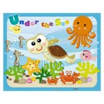 Puzzle aus Kunststoff - Under the Sea