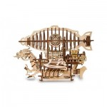 Eco-Wood-Art-32 3D Holzpuzzle - Skylord