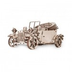 Eco-Wood-Art-37 3D Holzpuzzle - Retro Car