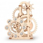 Ugears-12015 3D Holzpuzzle - Dynamometer
