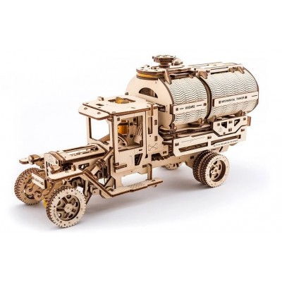 Ugears-12030 3D Holzpuzzle - Tanker