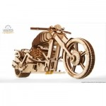 Ugears-12082 3D Holzpuzzle - Bike