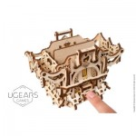 Ugears-12091 3D Holzpuzzle - Deck Box