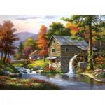 Puzzle  Art-Puzzle-4287 The Mill