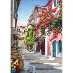 Puzzle  Art-Puzzle-4414 Greece: Parga