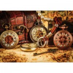 Puzzle  Art-Puzzle-4466 Past Time