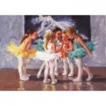 Puzzle  Art-Puzzle-4537 Little Ballerinas