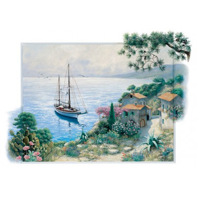 Puzzle Art-Puzzle-4625 The Bay