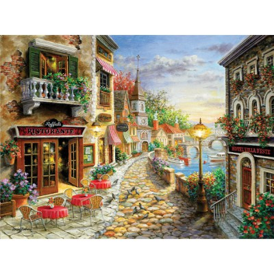 Puzzle Art-Puzzle-4628 Nicky Boehme: Invitation to the dinner
