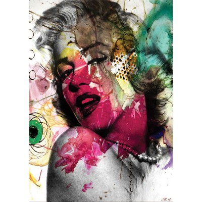 Puzzle Art-Puzzle-4638 Marilyn