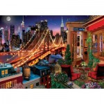 Puzzle  Art-Puzzle-5376 Terrace Brooklyn