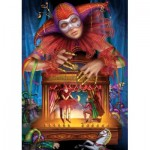 Puzzle   Masked Puppeteer