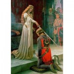 Puzzle   The Accolade, 1901