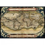 Puzzle   The First Modern Atlas, 1570