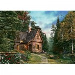 Puzzle   Dominic Davison: Woodland Cottage