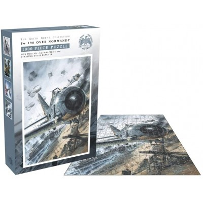 Puzzle Zee-Puzzle-26235 FW 190 Over Normandy