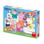 3 Puzzles - Peppa Pig