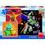 3 Puzzles - Toy Story 4