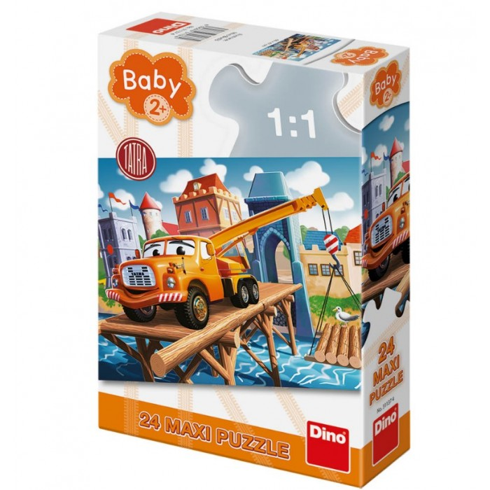 XXL Teile - Baby Puzzle