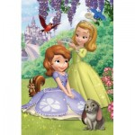 Puzzle  Dino-35155 Sofia the First