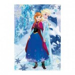 Dino-42215 Diamond Puzzle - Frozen
