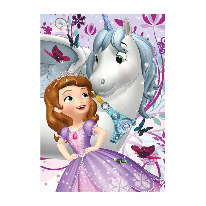 Diamond Puzzle - Sofia the First