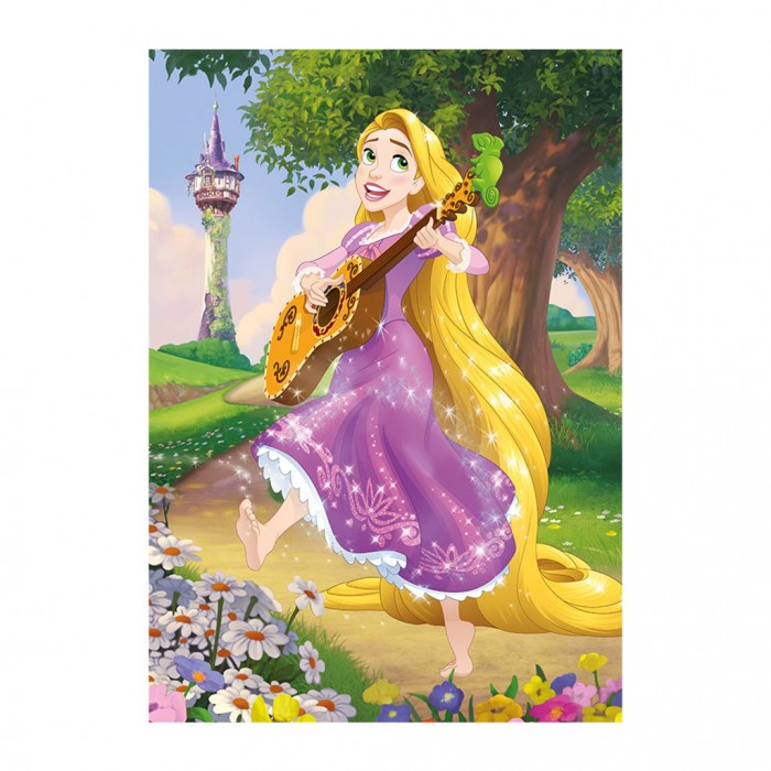 Diamond Puzzle - Disney Princess